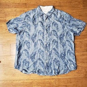 Tommy Bahama Short Sleeve button up